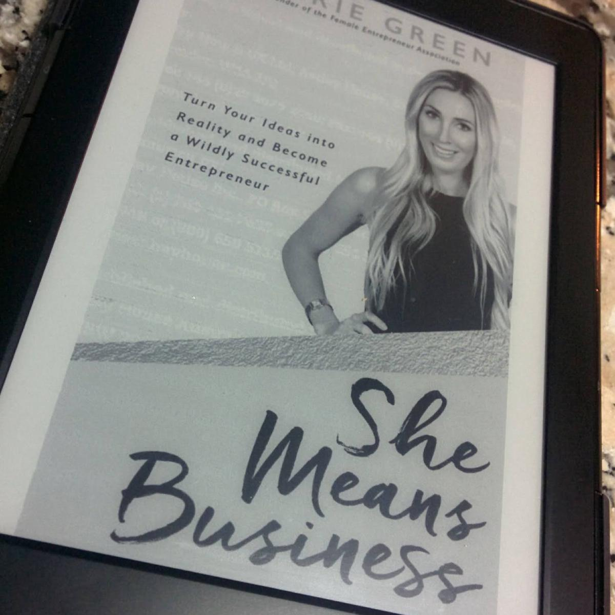 She Means Business by Carrie Green - Book review