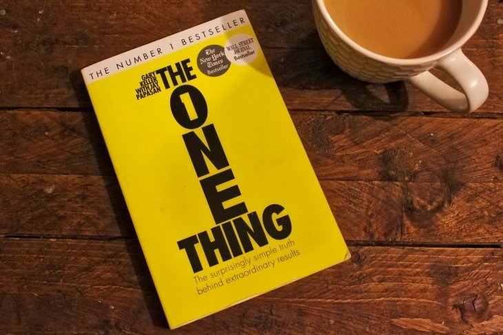 The ONE Thing by Gary Keller - Book review