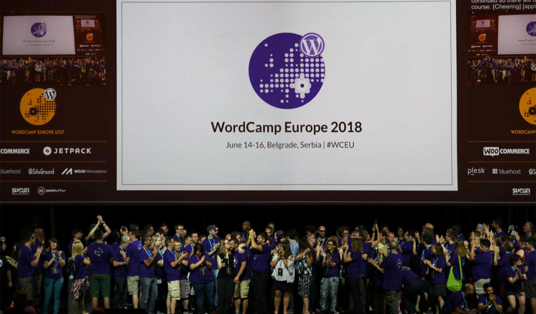 WCEU 2018 - Belgrade