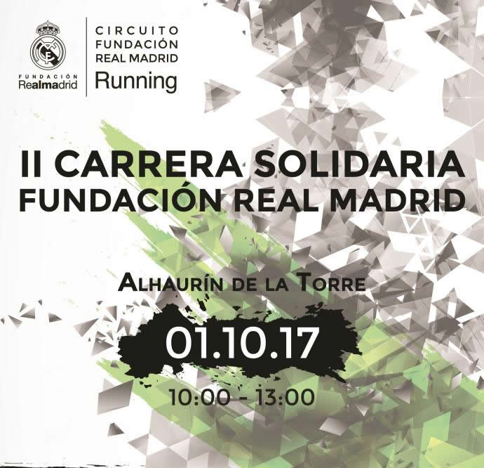 II Carrera de Real Madrid in Alhaurin de la Torre