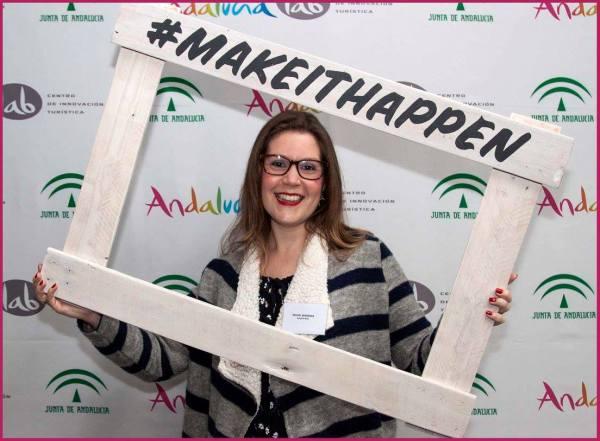 Rachel Winspear at IWD18