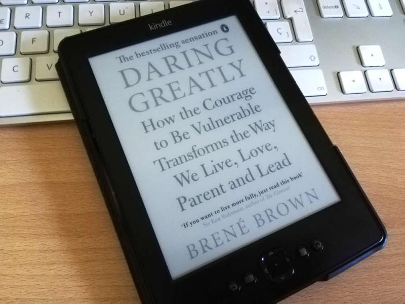 Daring Greatly by Brené Brown