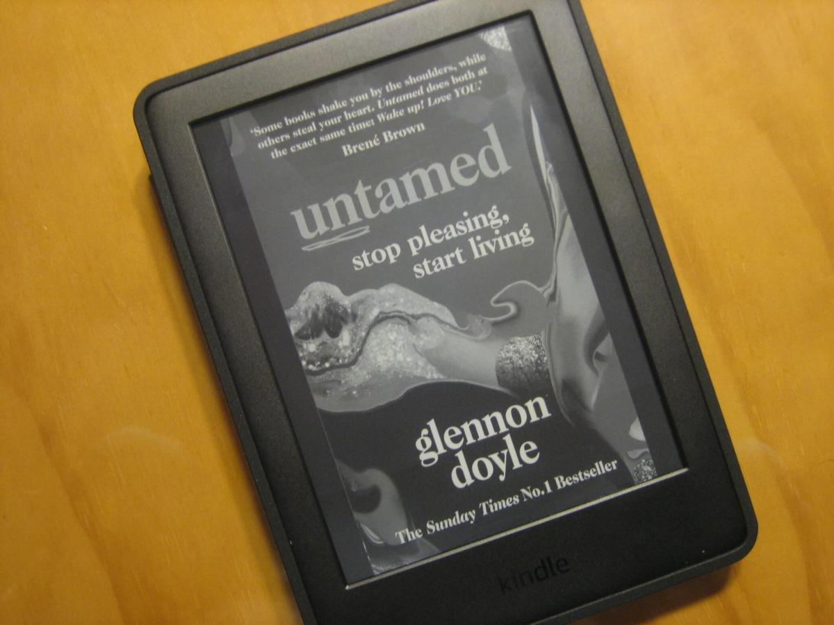Untamed by Glennon Doyle - Book review