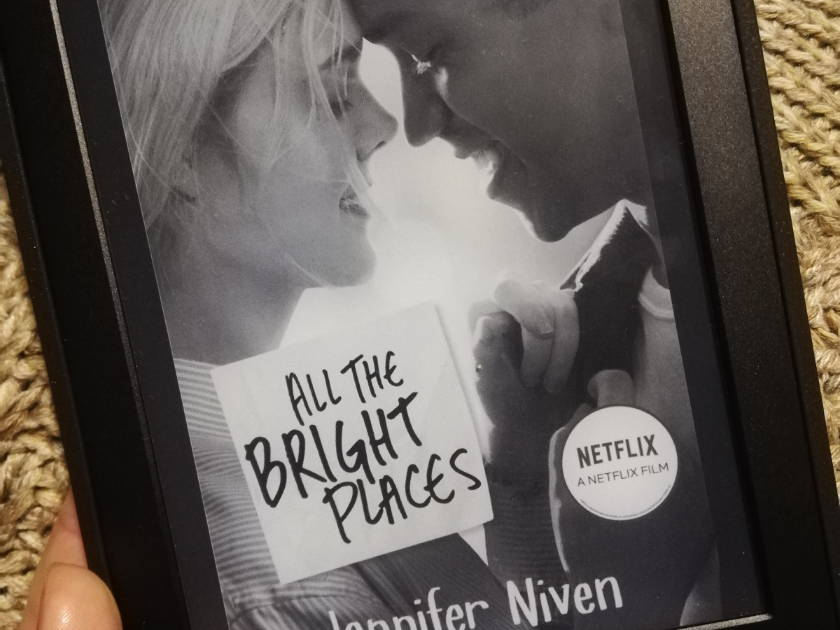All The Bright Places by Jennifer Niven - Book review